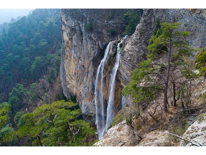 Водопад Учан Су